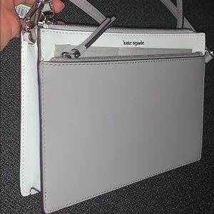 Kate Spade NY cameron zip cross body purse bag